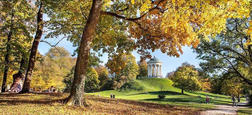 Munich English Garden-Image by Michael Siebert from Pixabay(1)