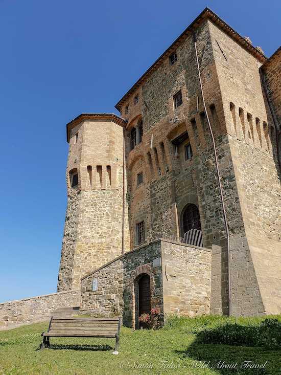 Rocca Fregoso, Sant'Agata Feltria