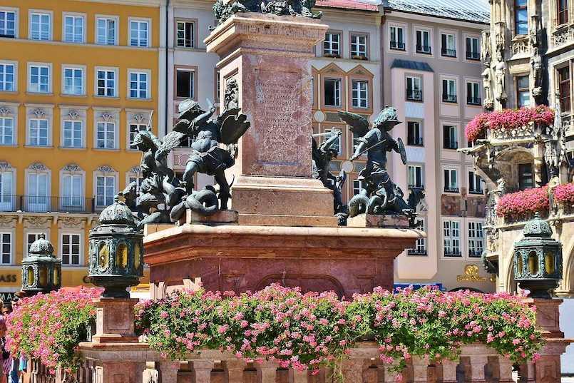 marienplatz-Image by RitaE from Pixabay(1)