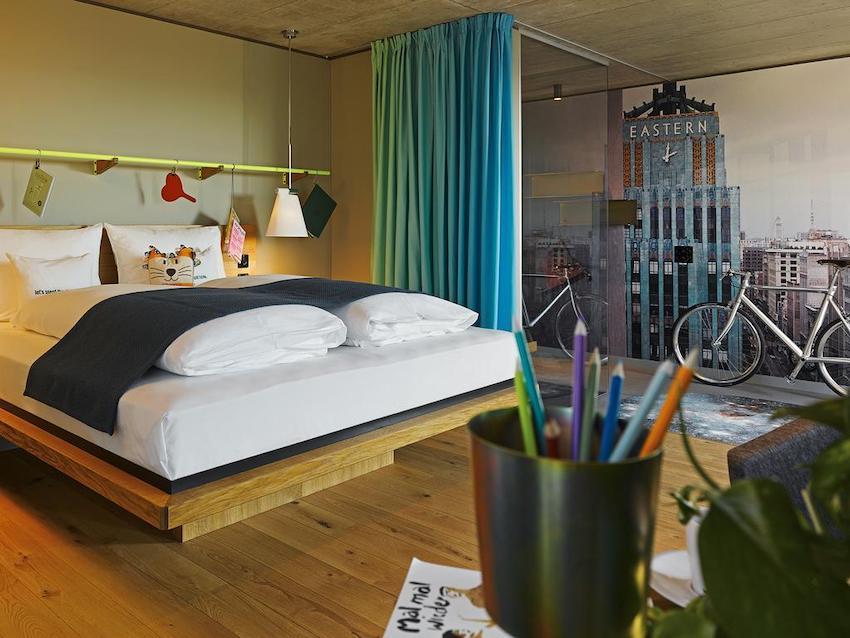 25hours Hotel Langstrasse Zurich