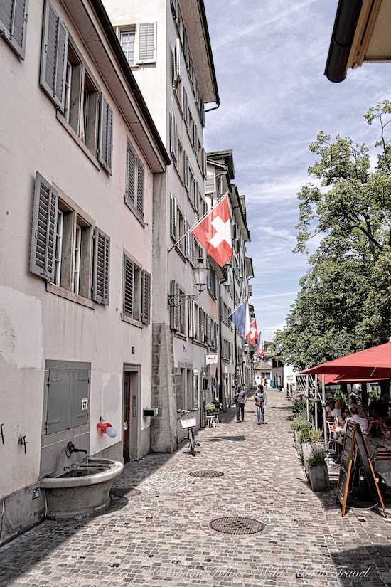 Switzerland, Zurich - Schipfe