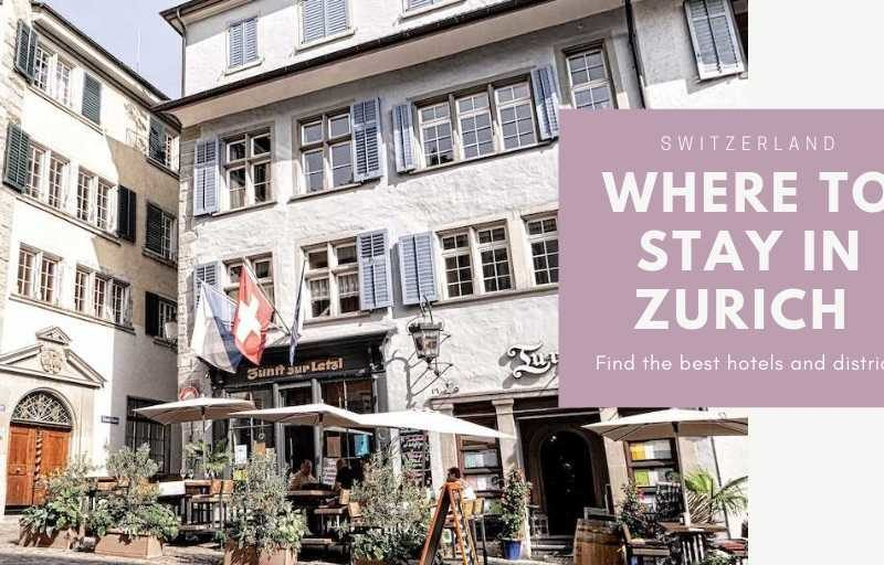 WHERE TO STAY IN ZURICH(1)