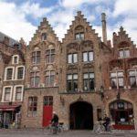Jan Van Eyck Square in Bruges