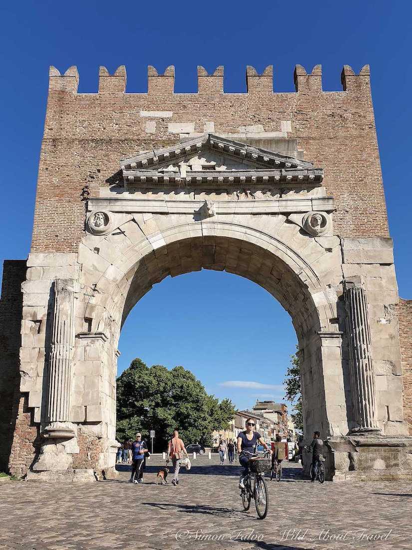 Rimini Augustus Arch