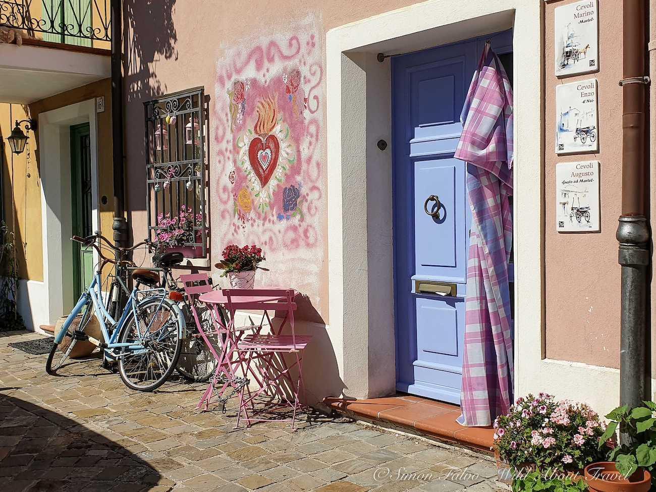 Rimini Borgo San Giuliano