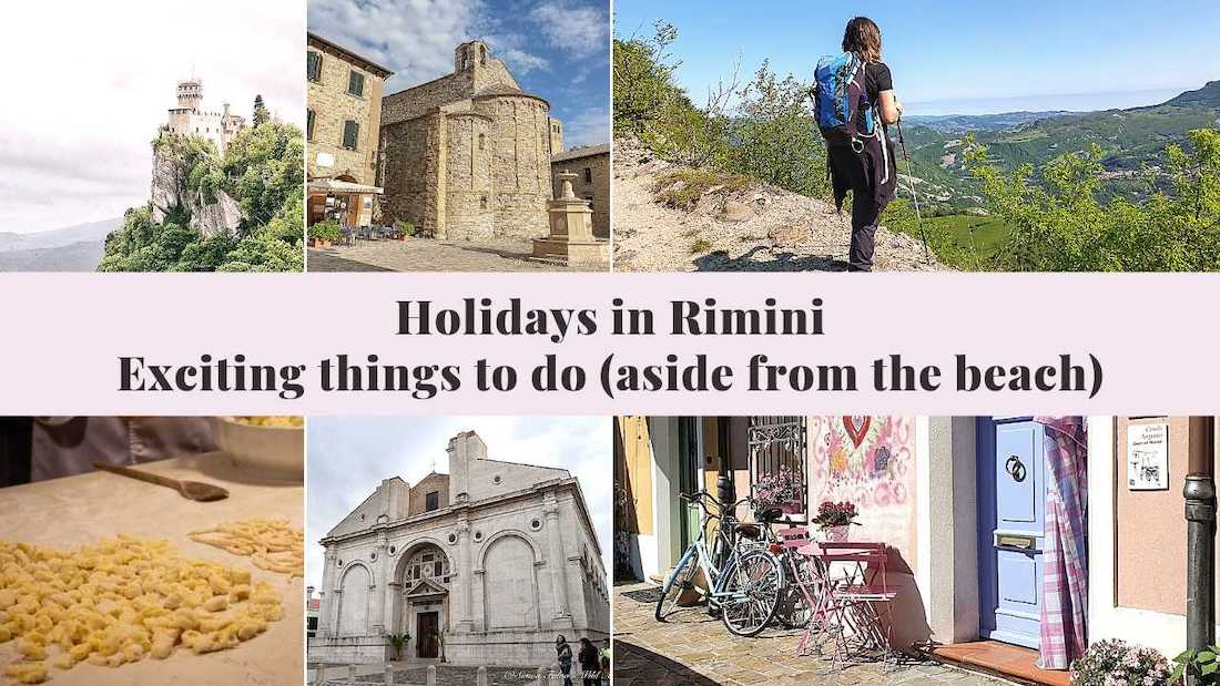 Rimini Holidays: Exciting Things to Do and See (Aside from the Beaches)