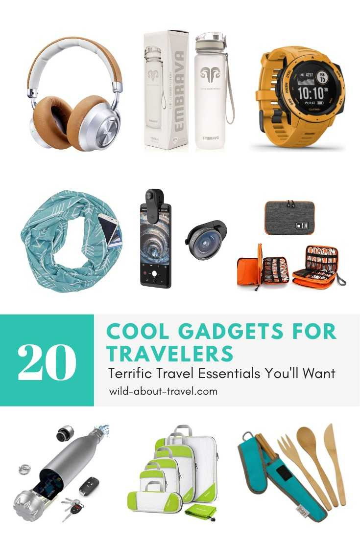 Cool Gadgets for Travelers