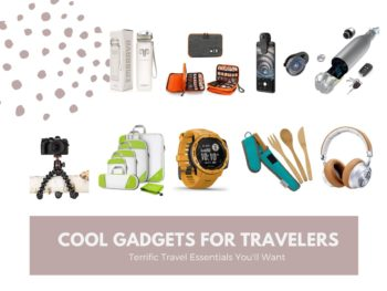 Cool Gadgets for Travelers - Cover