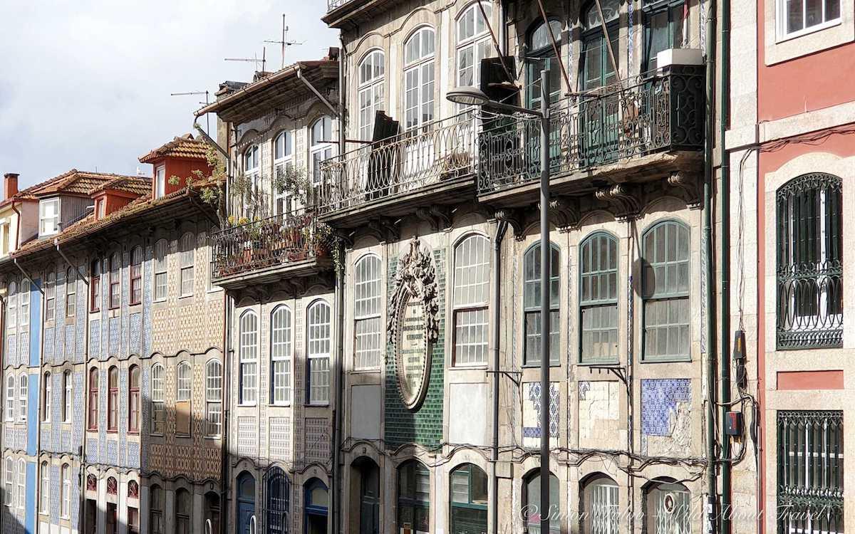 Porto, Houses