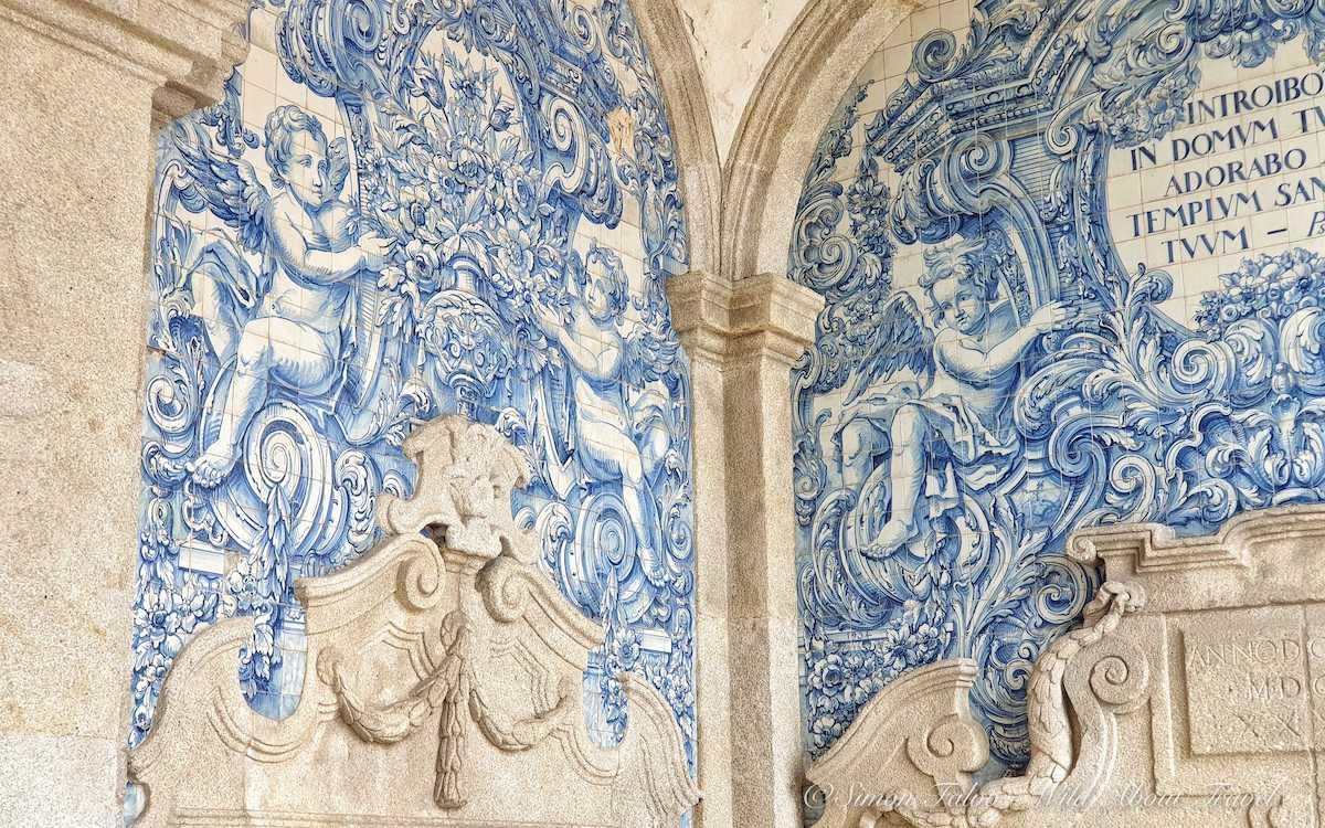 Porto Se Cathedral Azulejos