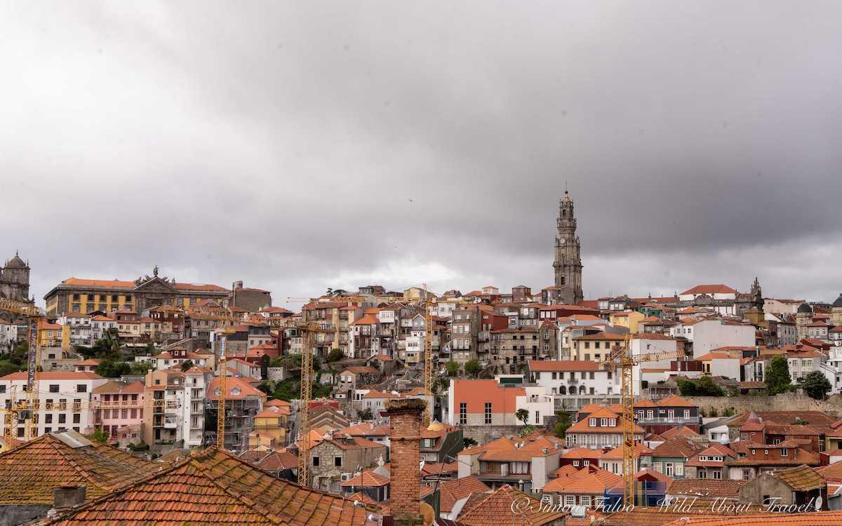 Porto Torre dos Clérigos