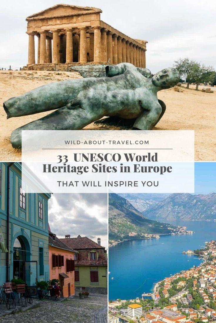 33 UNESCO World Heritage Sites in Europe (1)