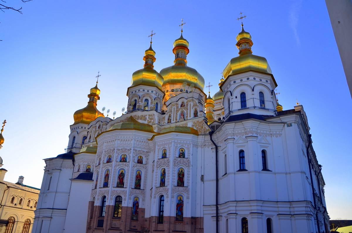 Pecherska Monastery, Ukraine