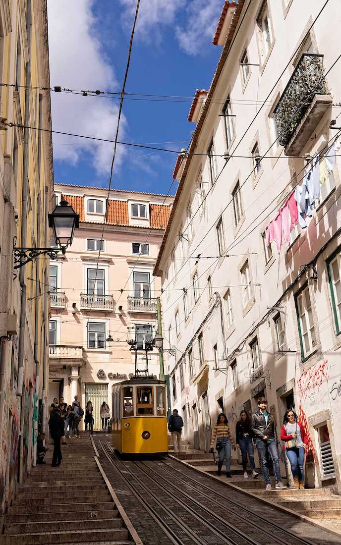 Historic Center, Lisbon