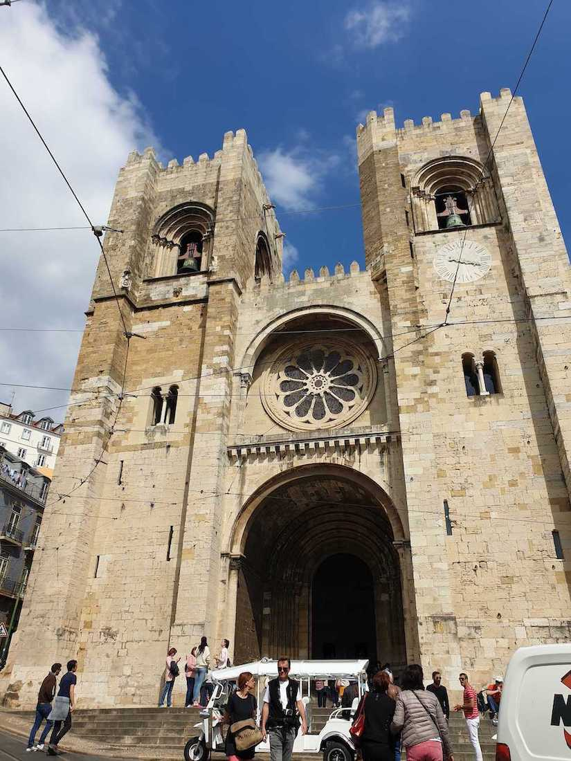Lisbon, Cathedral