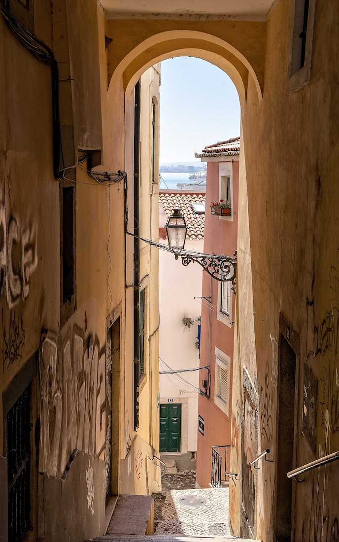 Lisbon - Historic Center