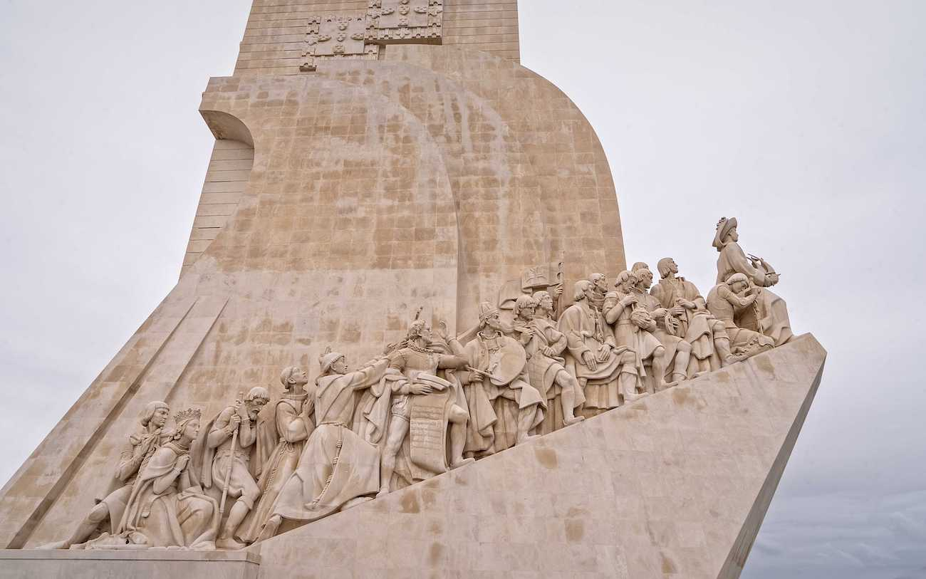 Lisbon Monument to the Discoveries