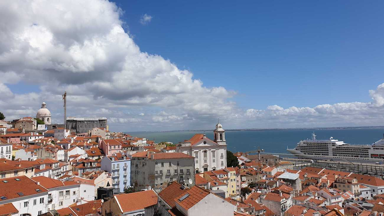 Lisbon Scenic View
