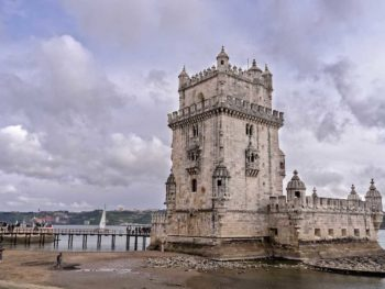 Lisbon UNESCO Belem Tower