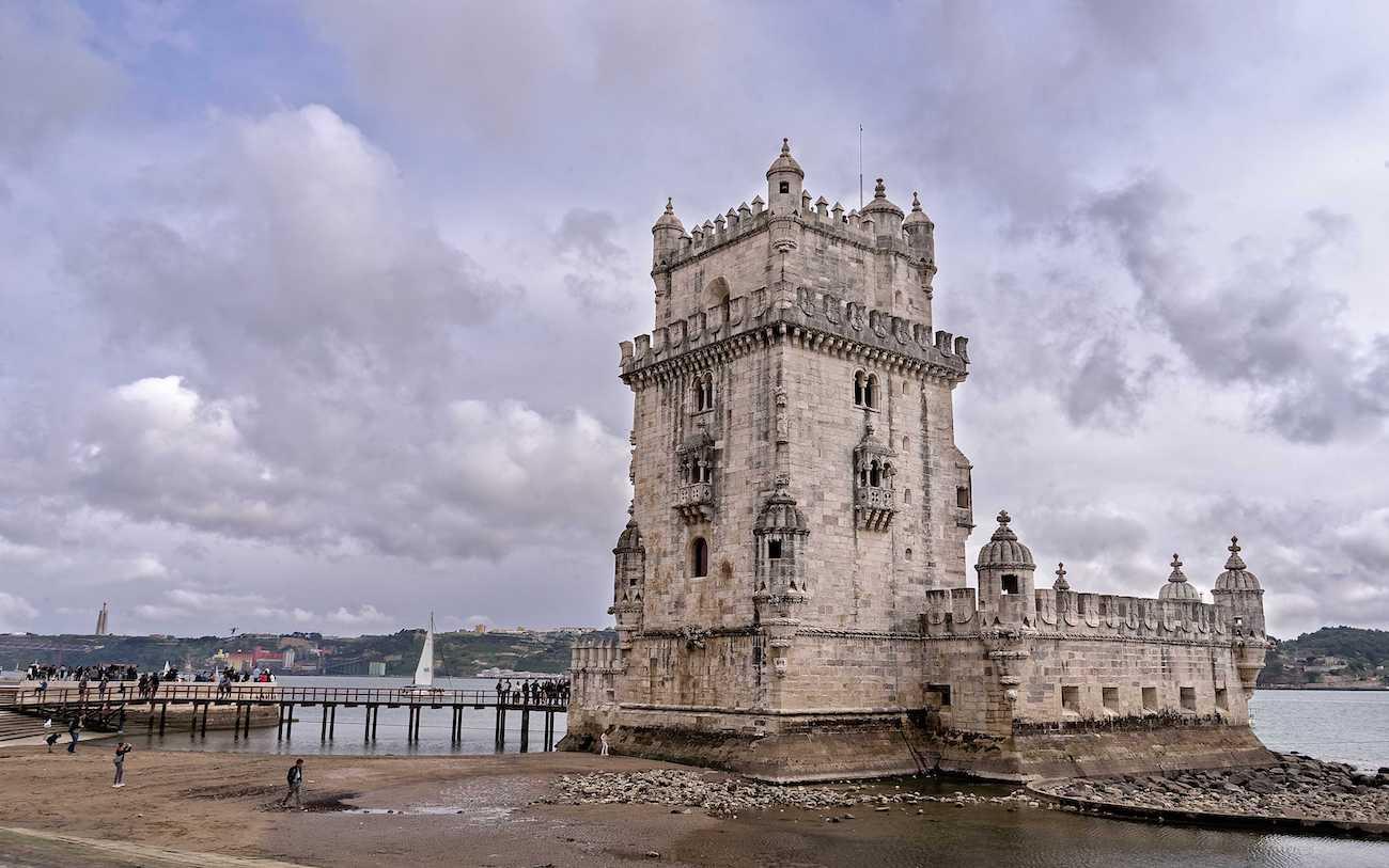 Lisbon UNESCO Belem Tower