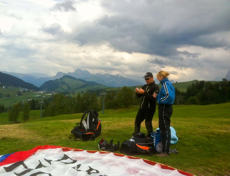 Paragliding Briefing