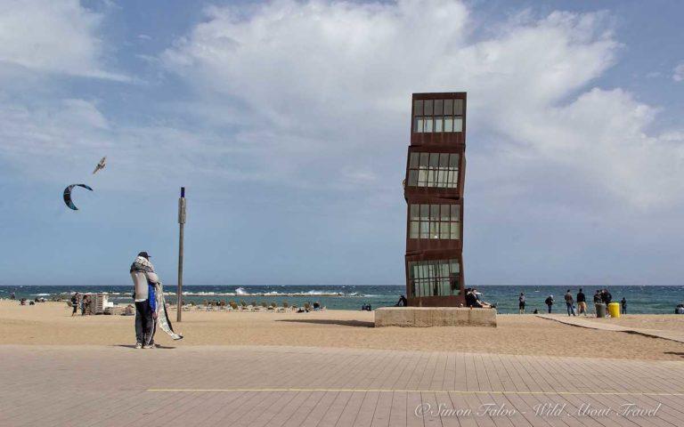 Barcelona, Barceloneta Beach