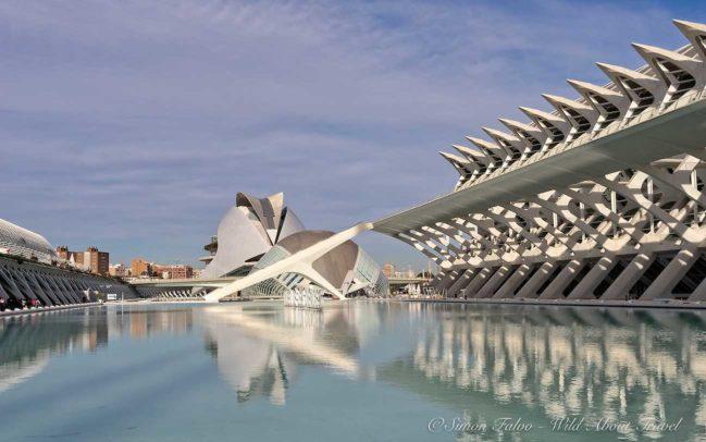 Valencia City of Arts and Sciences