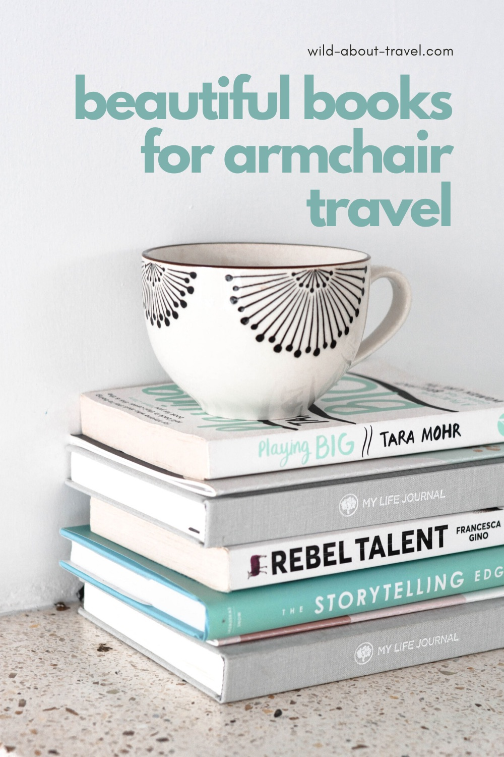 Books for armchair travel