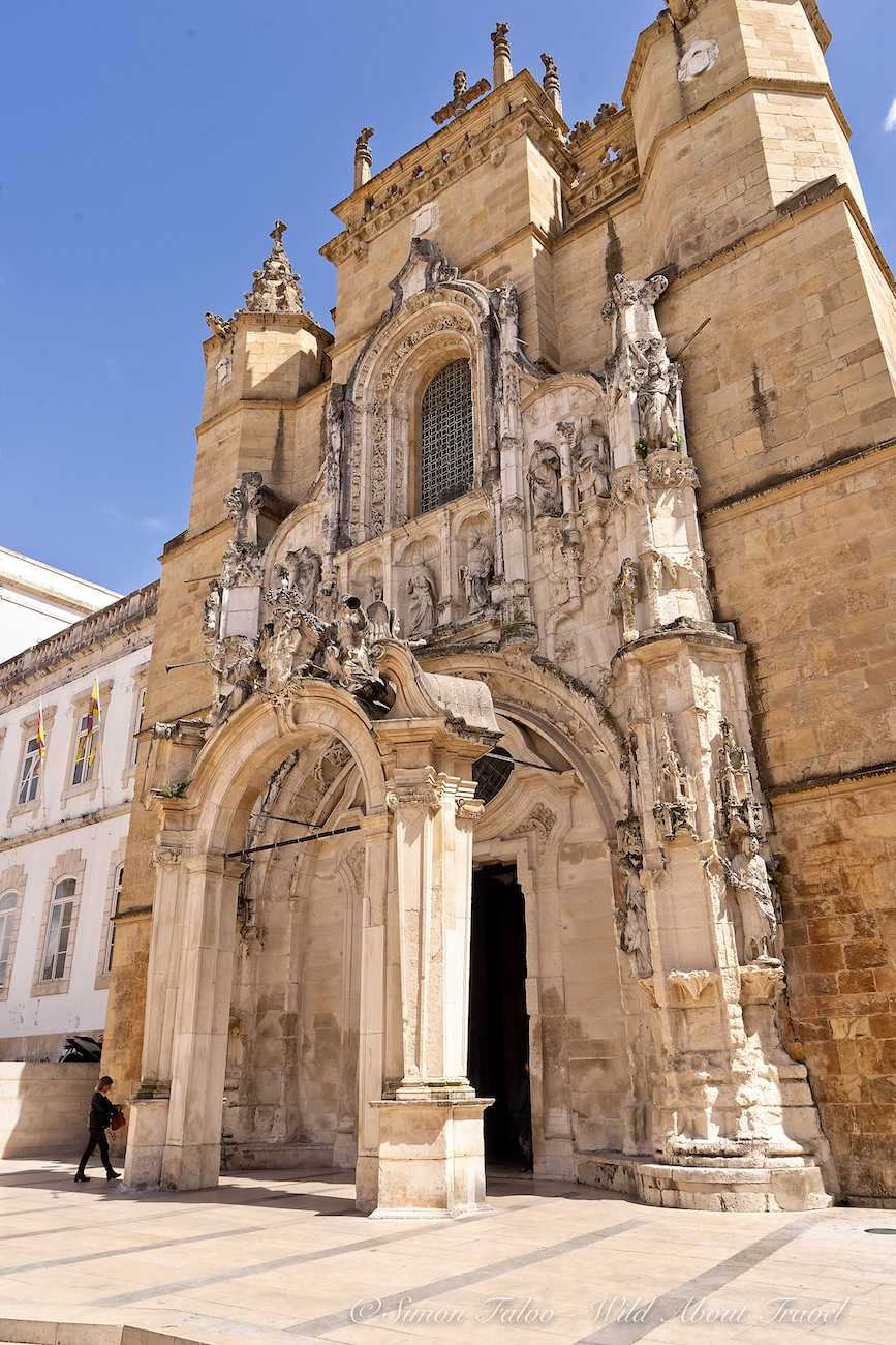 Church of Santa Cruz, Coimbra