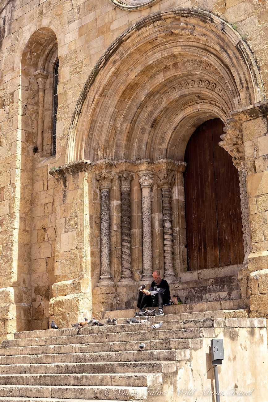 Medieval Architecture, Coimbra