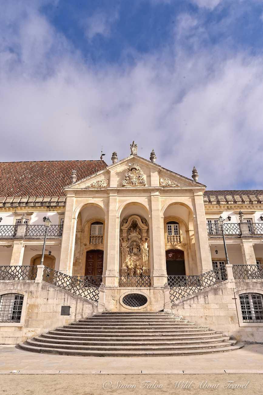 Coimbra Royal Palace