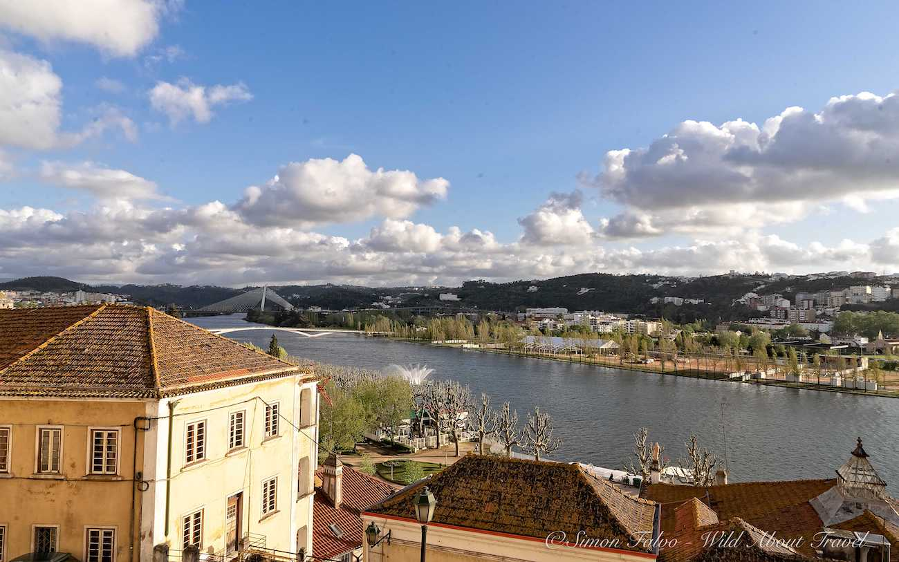 View of the Mondego River