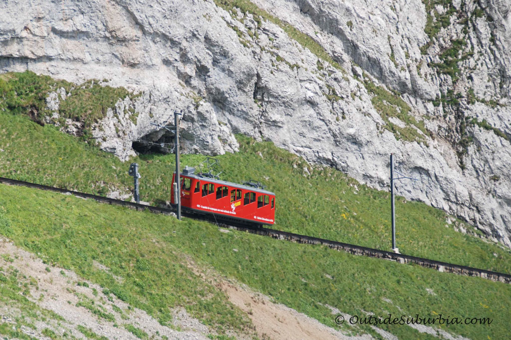 Pilatus Rack Railway