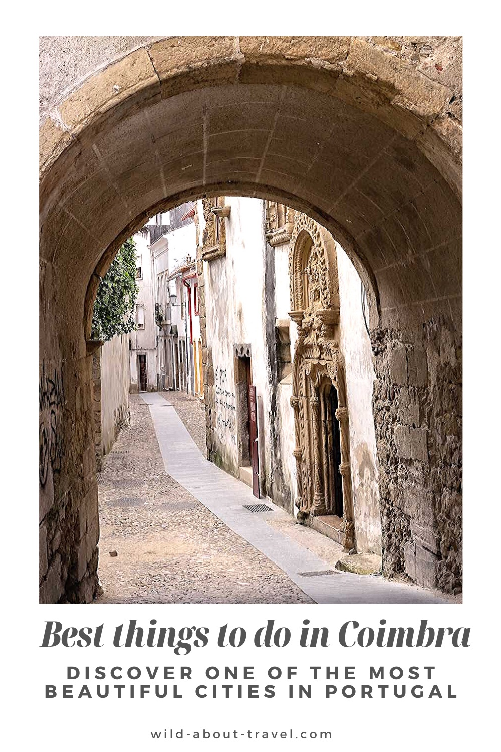 Things to do in Coimbra, Portugal