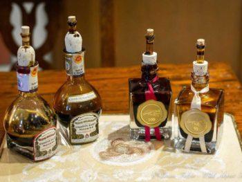 Aged Balsamic Vinegar Bottles
