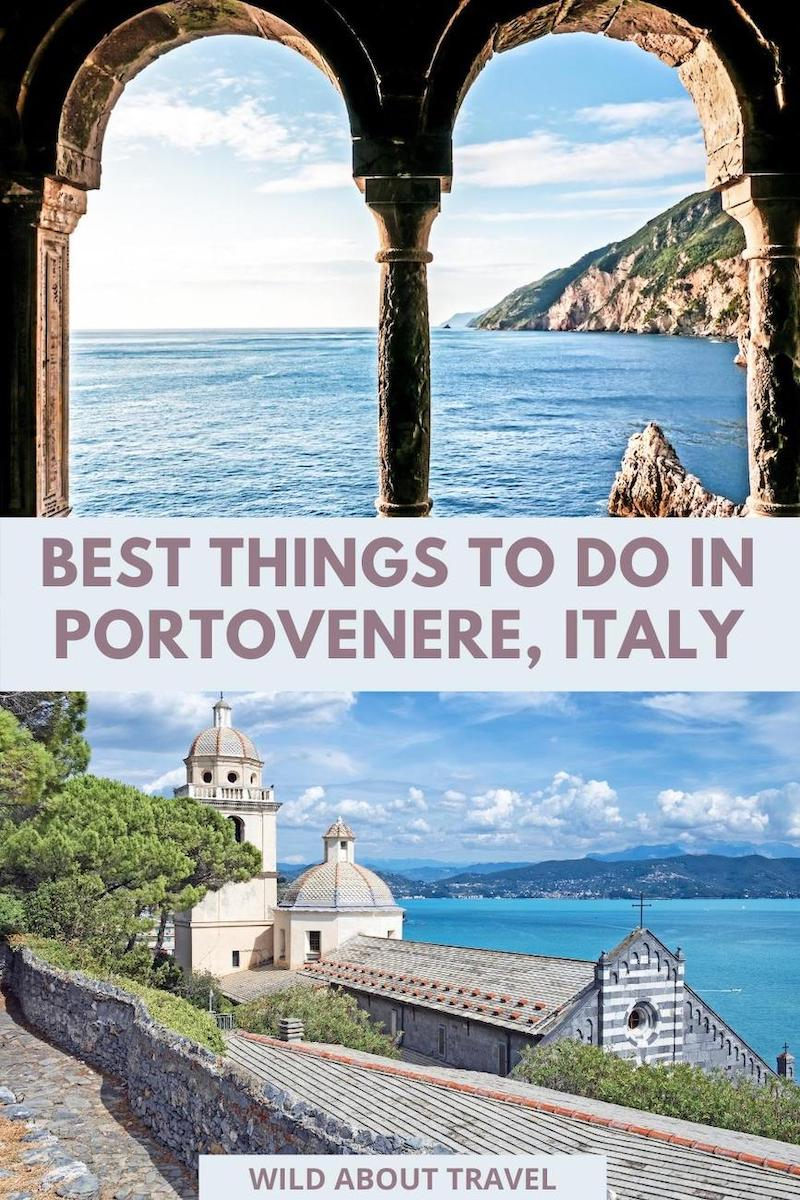 things to do in Portovenere, Italy