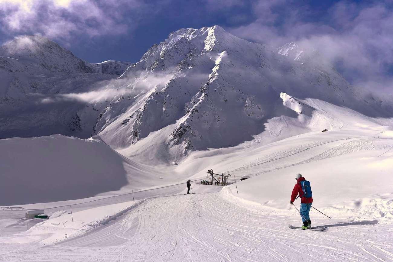 Arolla Ski Area