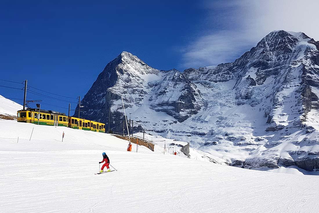 Jungfrau Ski Area