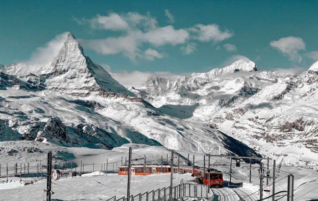 Zermatt ski resort