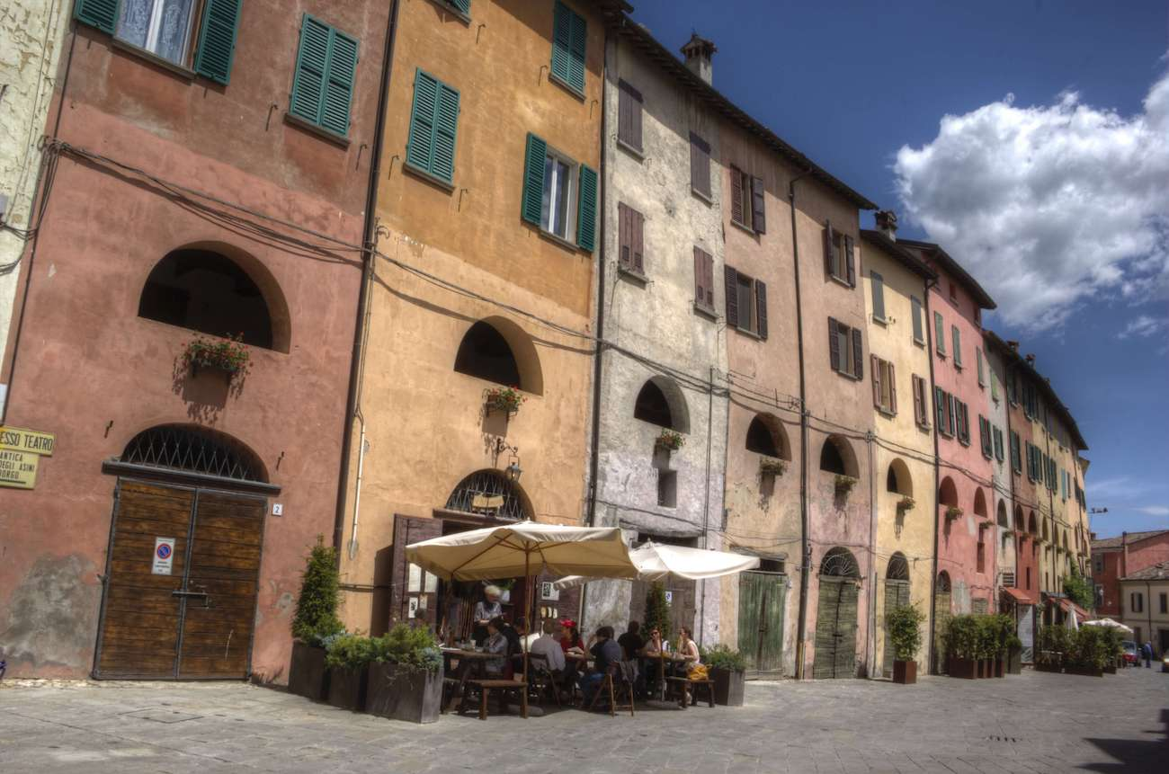 Brisighella - Historic Center