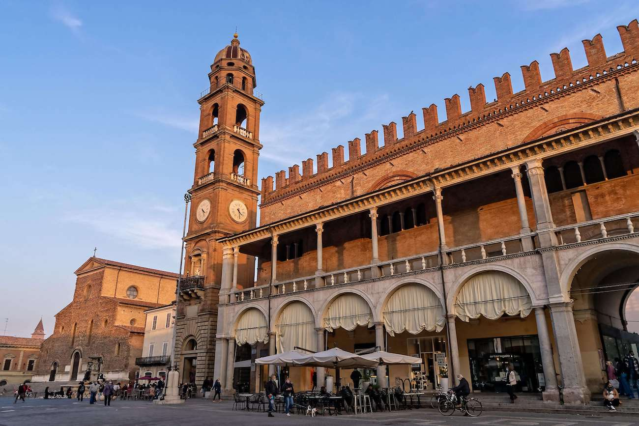 Vie di Dante - Faenza Historical Center