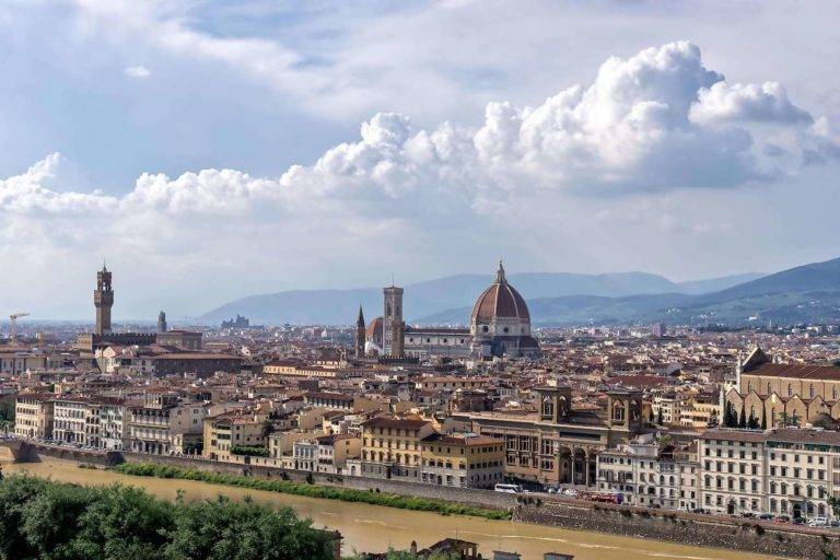 Florence Where to Stay