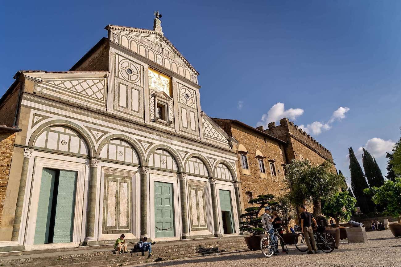 Florence San Miniato al Monte
