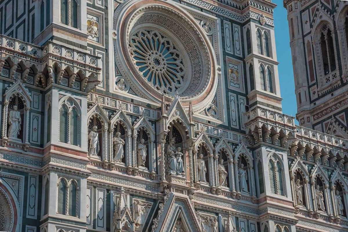 Florence Santa Maria del Fiore Details
