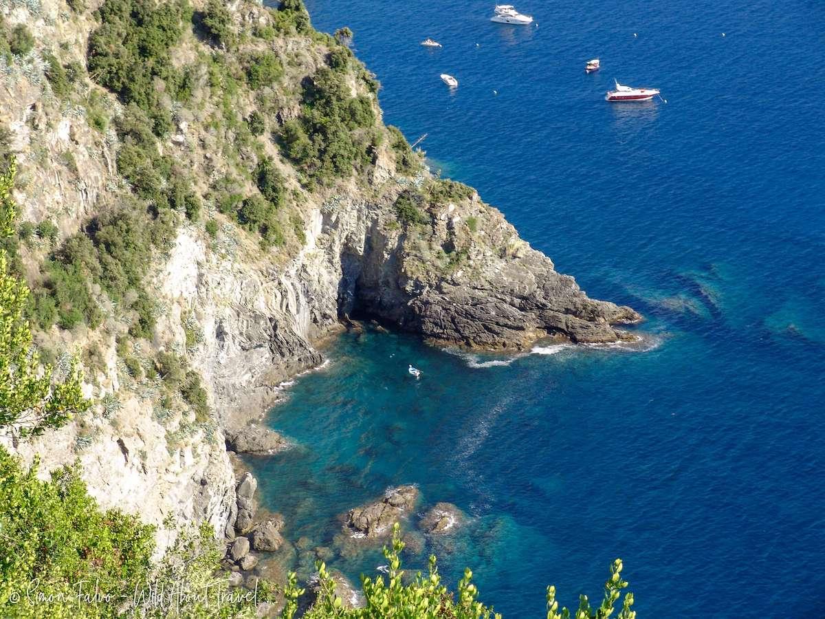 Hiking the Cinque Terre Blue Trail